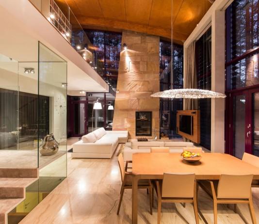 Ultramodern Villa Estebania Near the Forrest by Arch-D