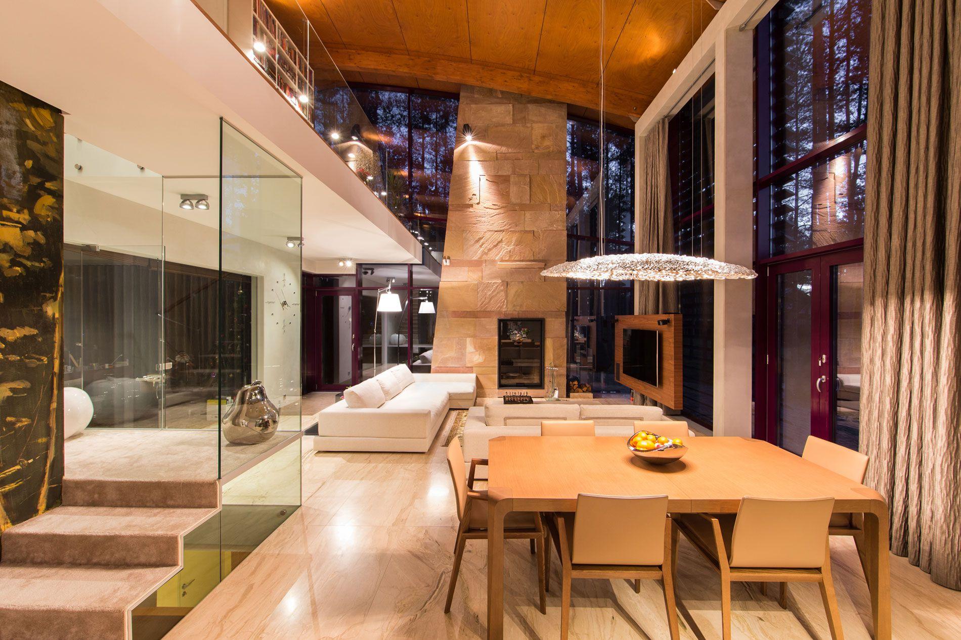 Ultramodern Villa Estebania Near the Forrest by Arch-D-12
