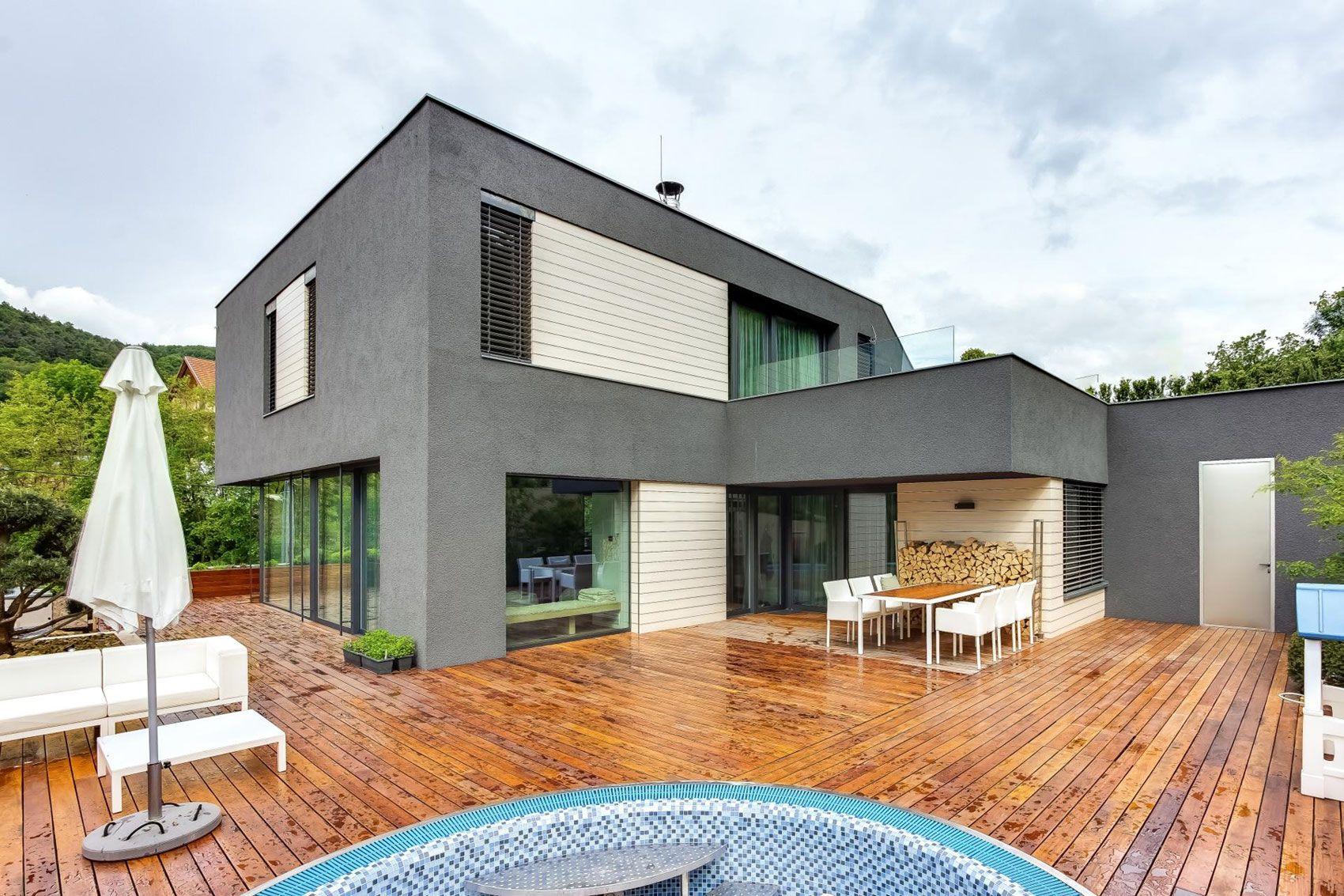 Villa M by Architektonicke Studio Atrium-04