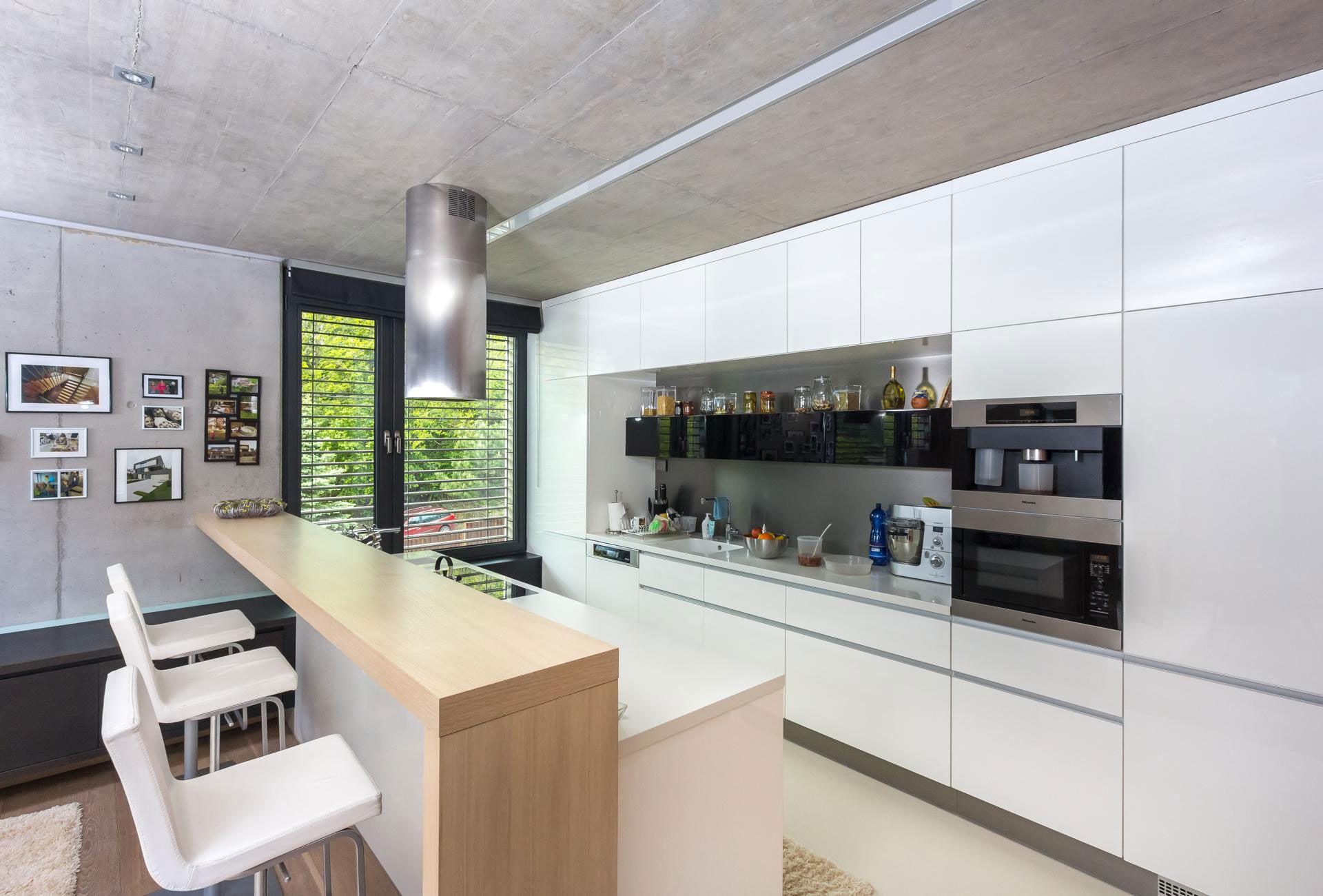 Villa M by Architektonicke Studio Atrium-11