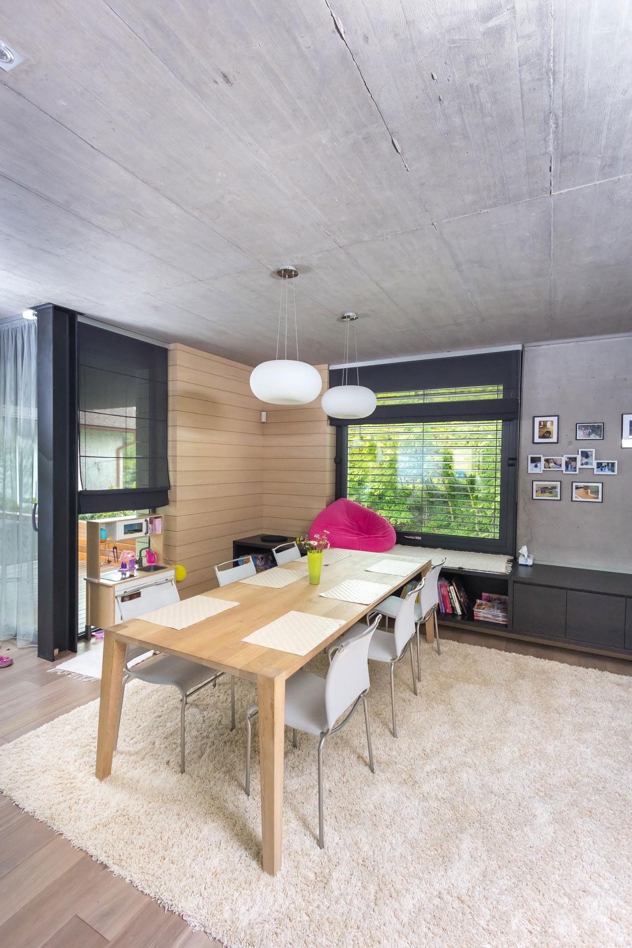Villa M by Architektonicke Studio Atrium-12