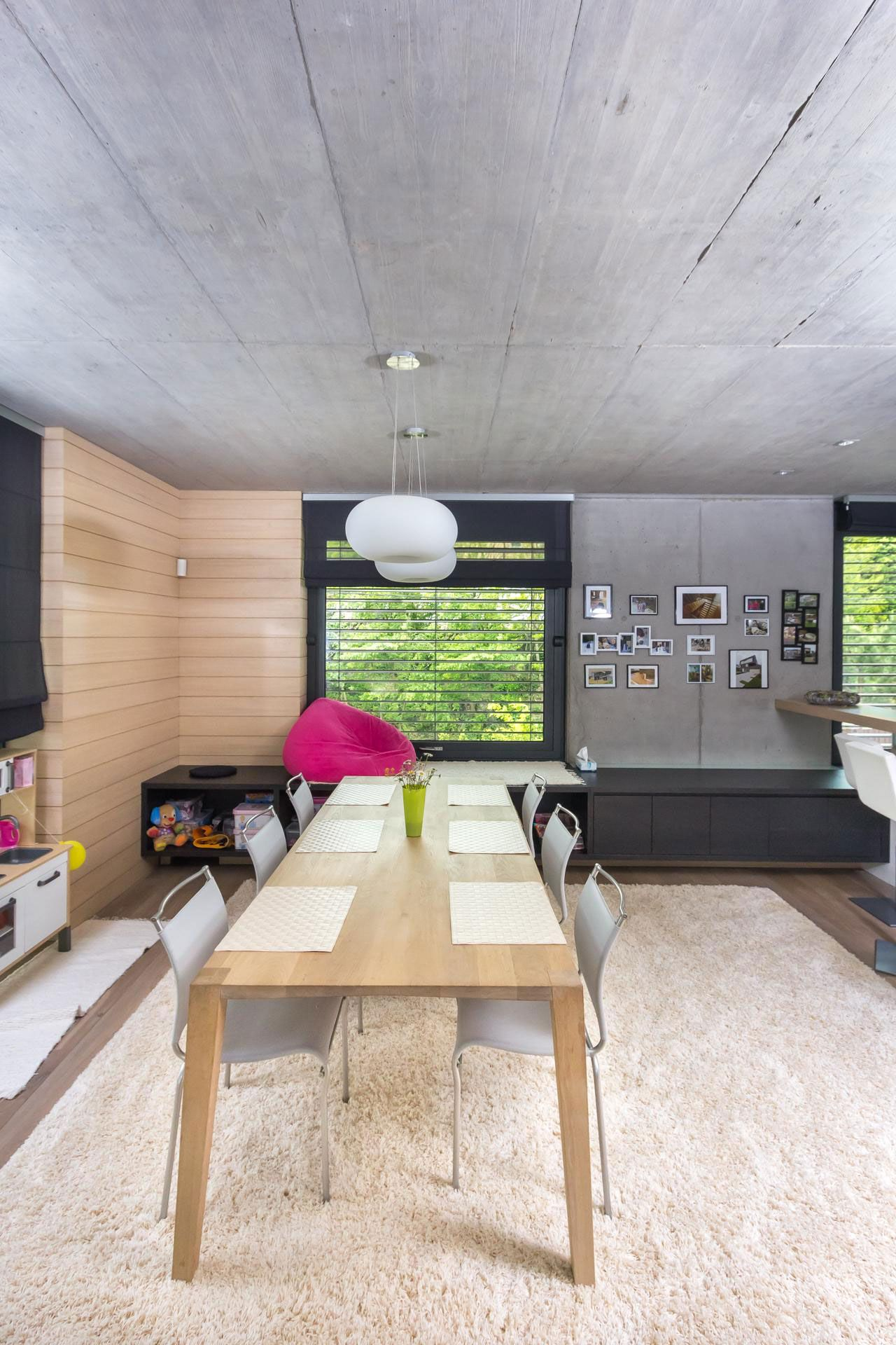 Villa M by Architektonicke Studio Atrium-13