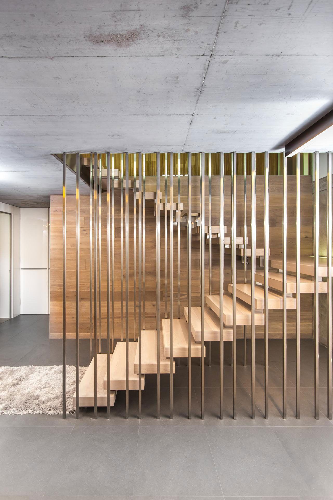 Villa M by Architektonicke Studio Atrium-14