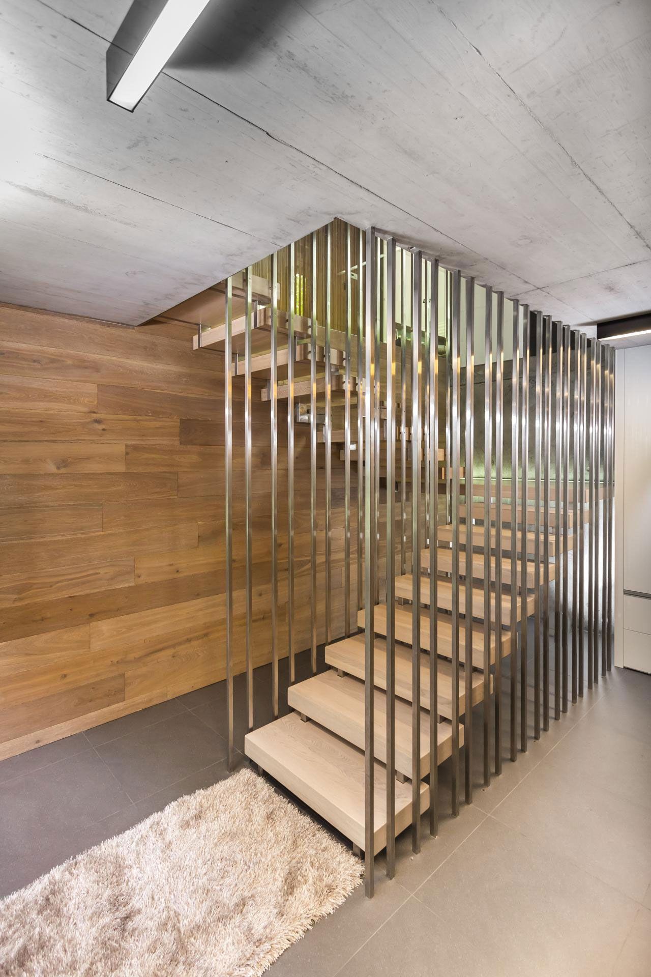Villa M by Architektonicke Studio Atrium-15