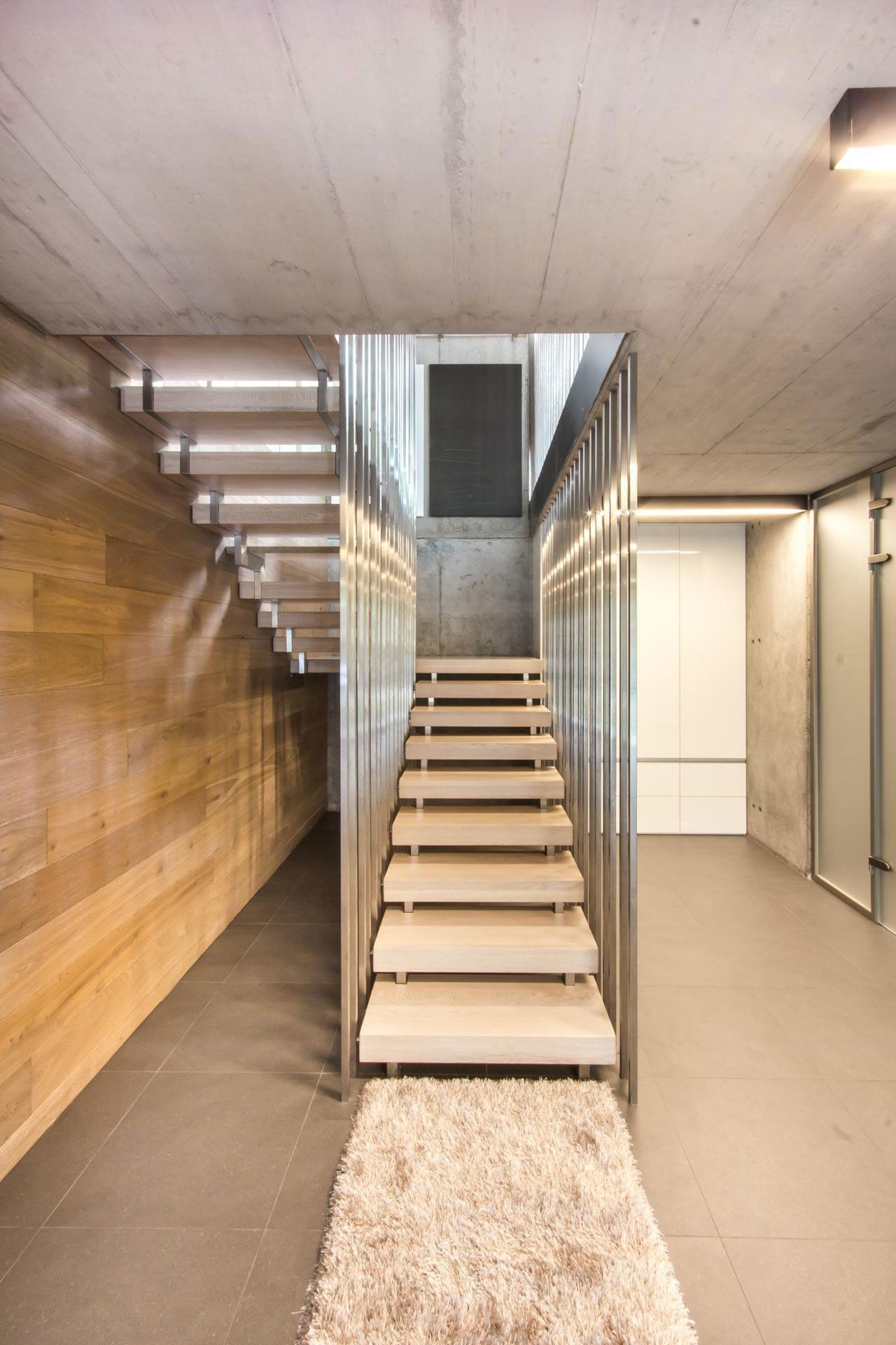Villa M by Architektonicke Studio Atrium-16