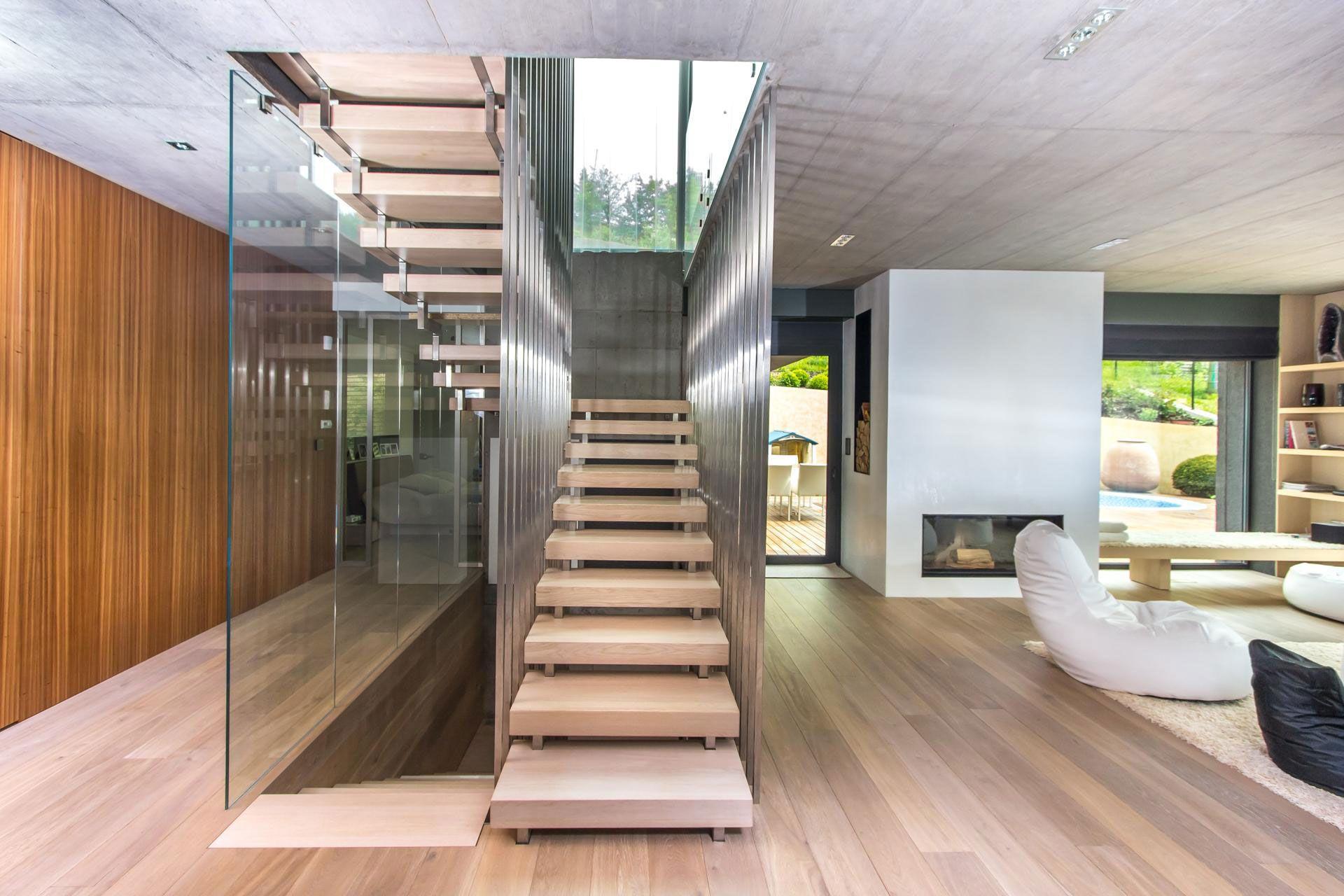 Villa M by Architektonicke Studio Atrium-17