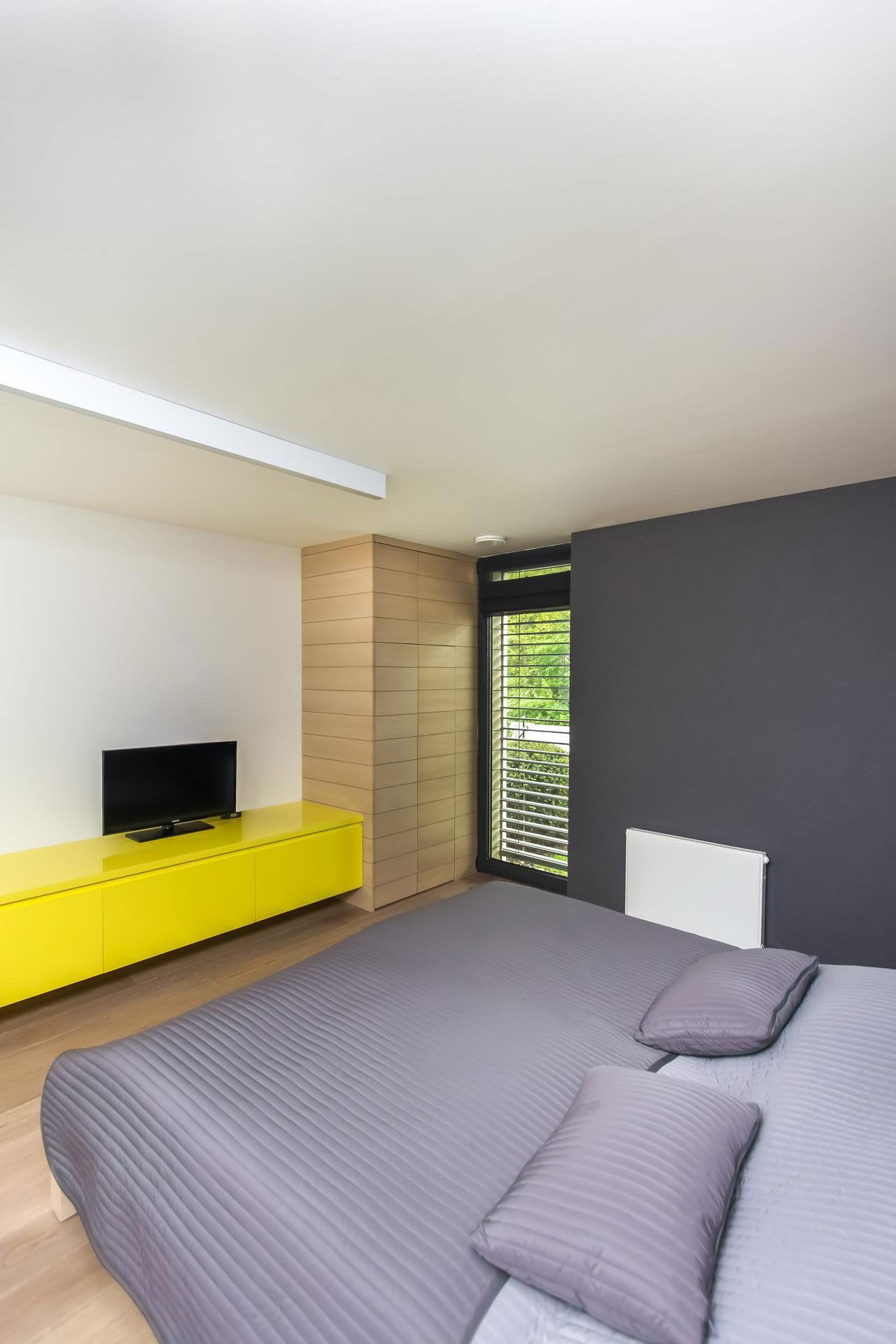 Villa M by Architektonicke Studio Atrium-18