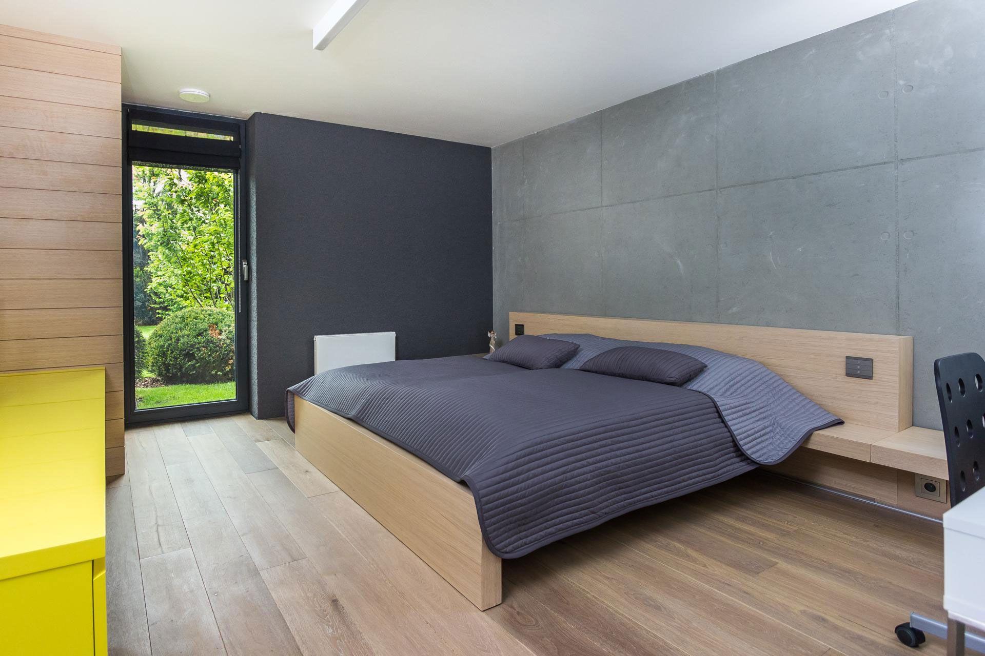 Villa M by Architektonicke Studio Atrium-19
