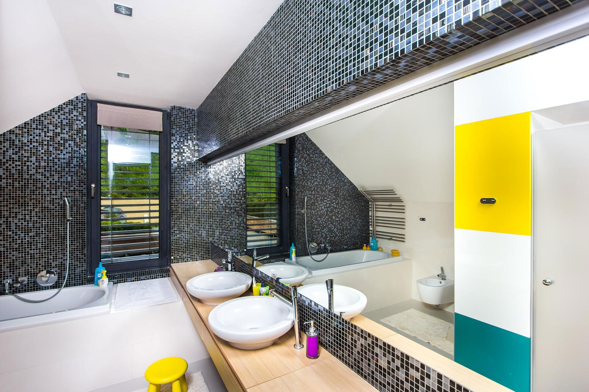 Villa M by Architektonicke Studio Atrium-26
