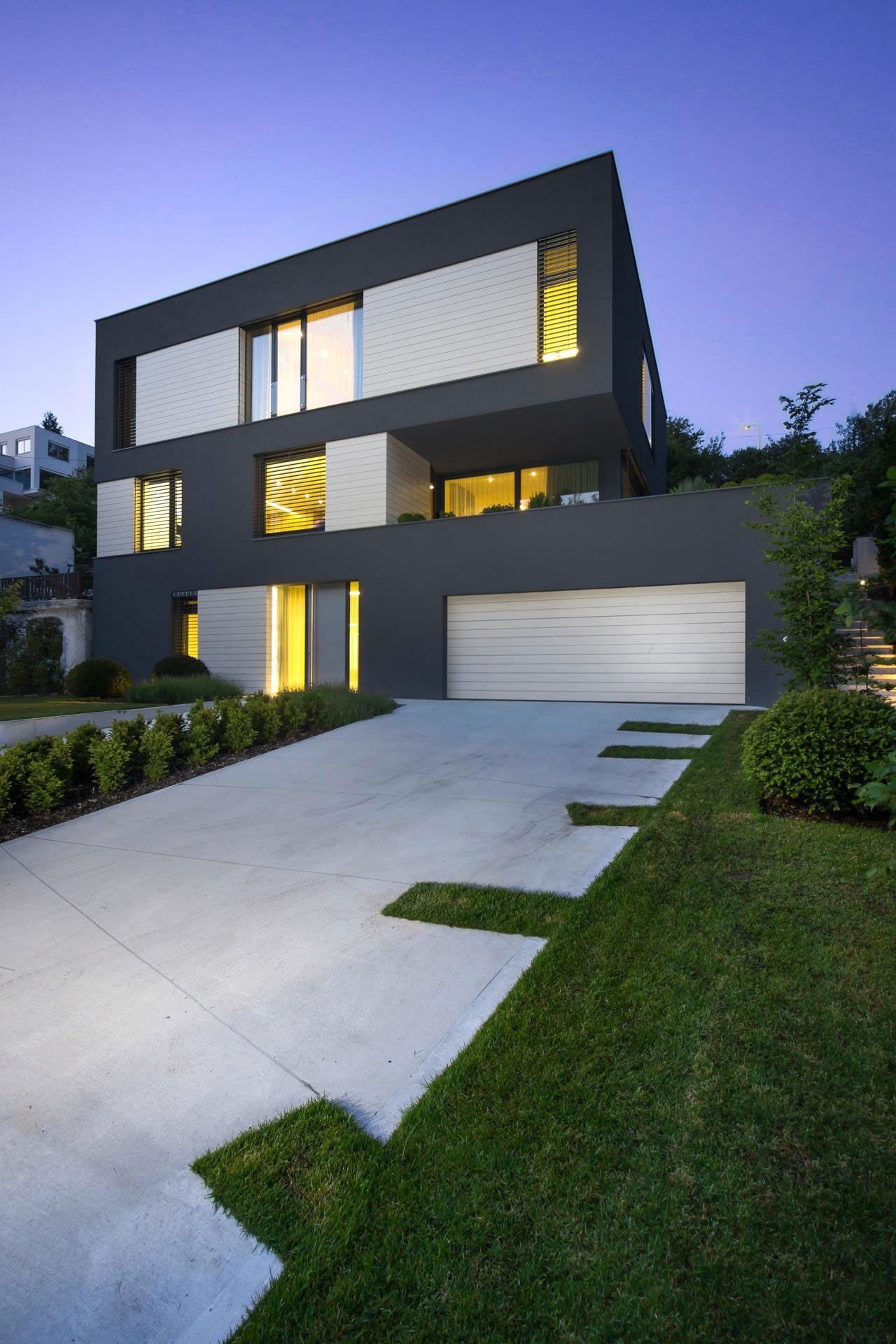 Villa M by Architektonicke Studio Atrium-33