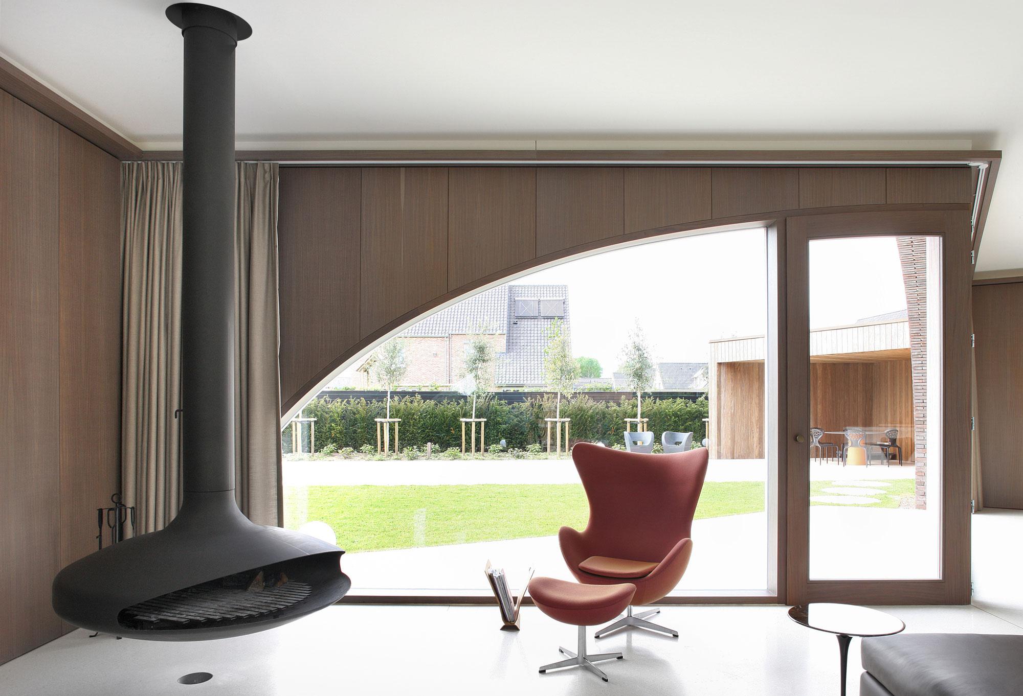 Villa Moerkensheide by Dieter De Vos Architecten-06