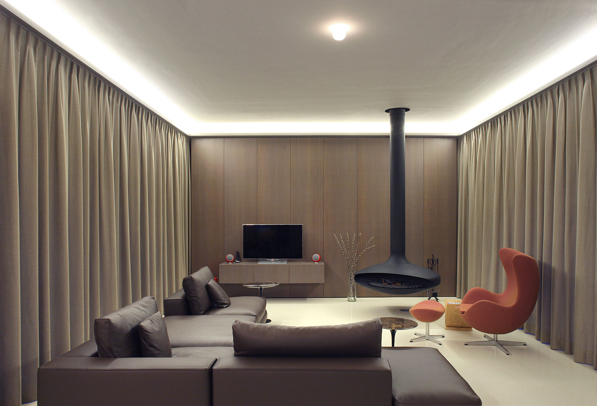 Villa Moerkensheide by Dieter De Vos Architecten-07