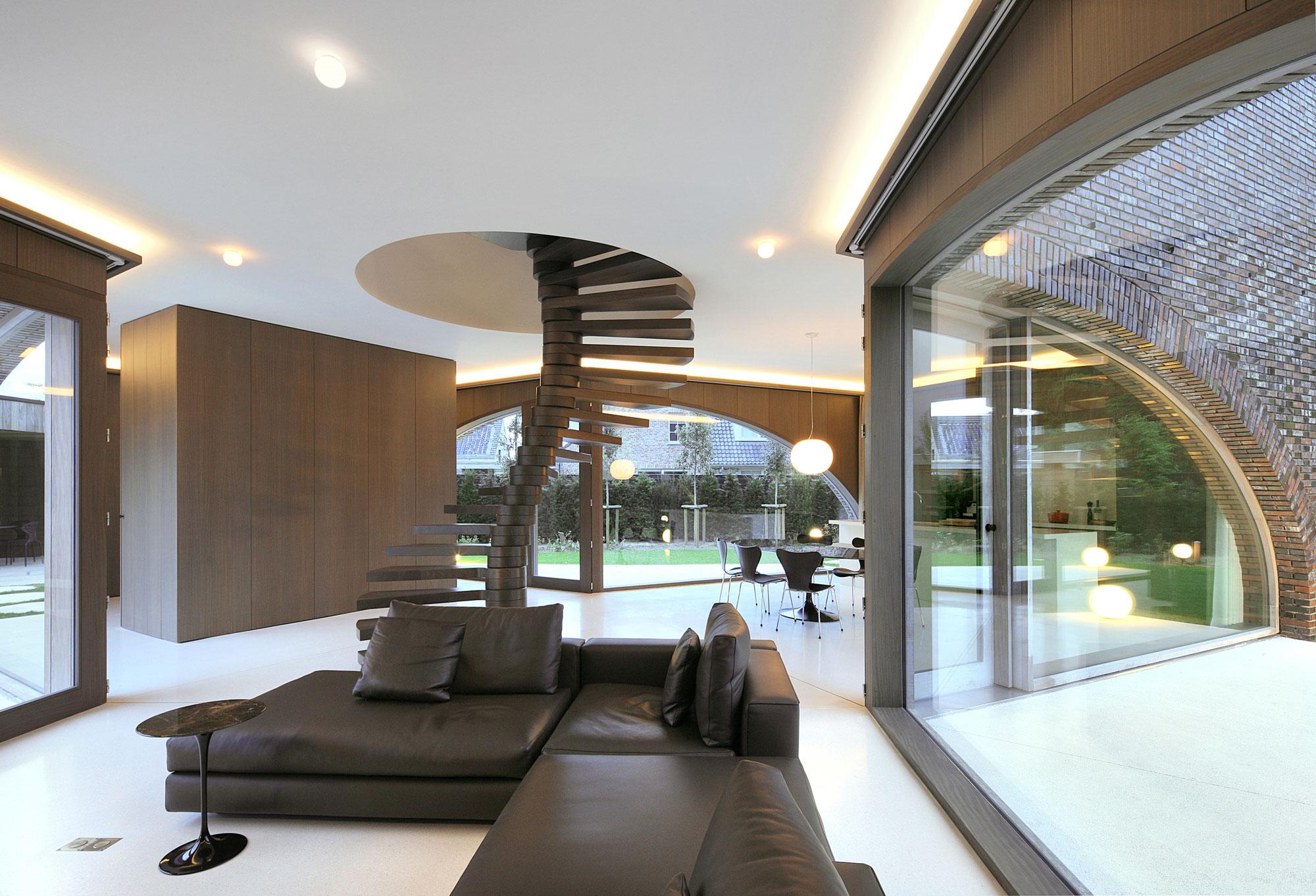 Villa Moerkensheide by Dieter De Vos Architecten-08