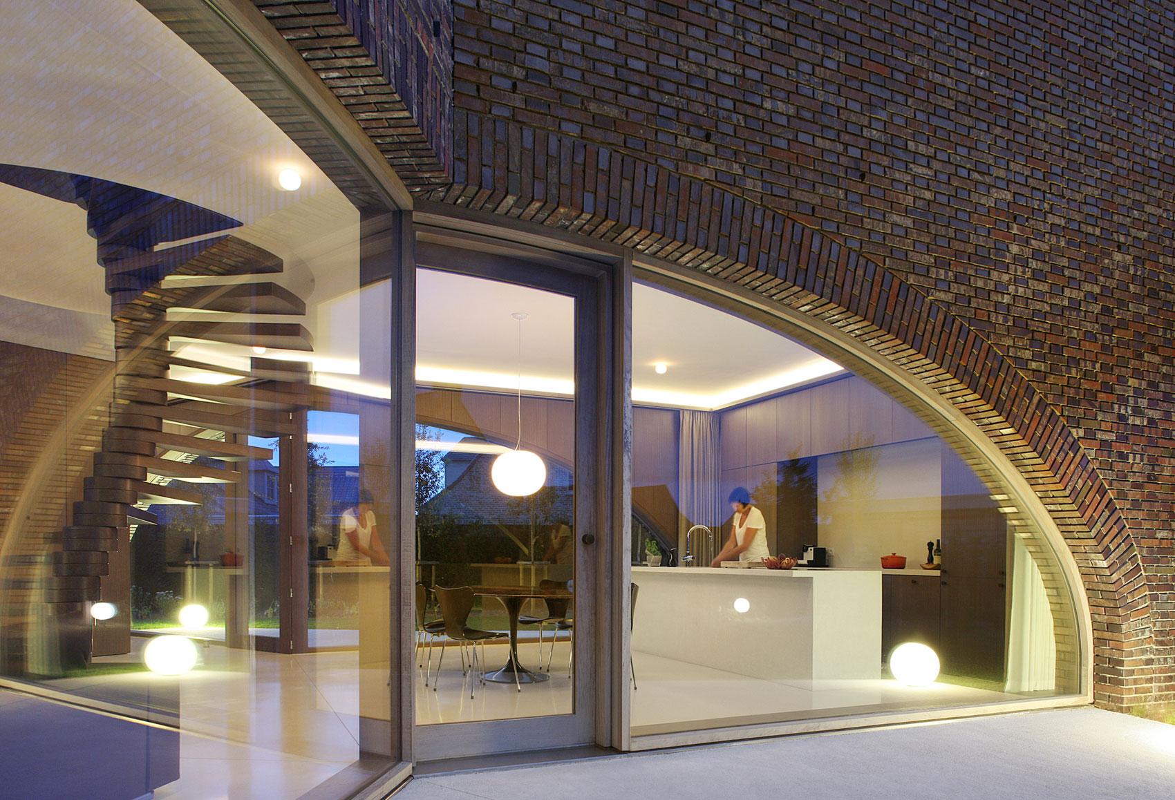 Villa Moerkensheide by Dieter De Vos Architecten-14