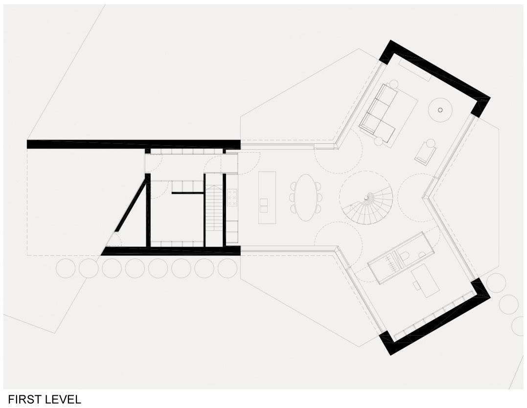 Villa Moerkensheide by Dieter De Vos Architecten-16