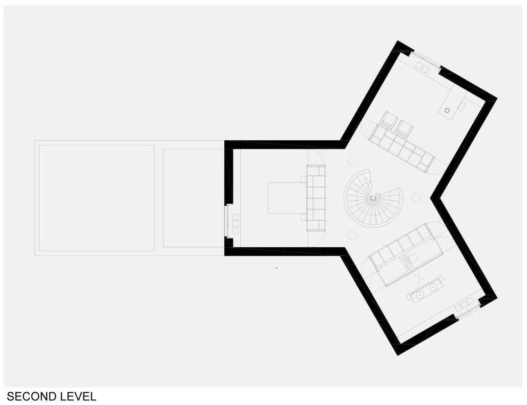 Villa Moerkensheide by Dieter De Vos Architecten-17