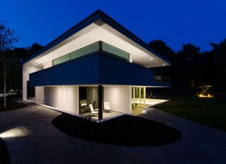 Ultramodern Noord-Brabant House by DPL Europe