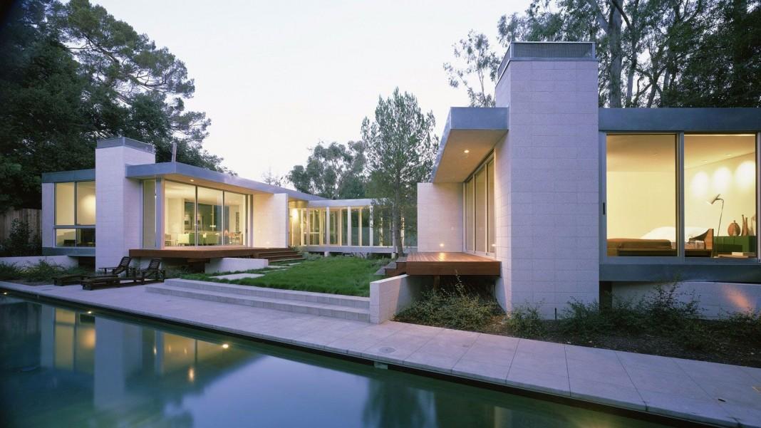 Ward Residence by Marmol Radziner