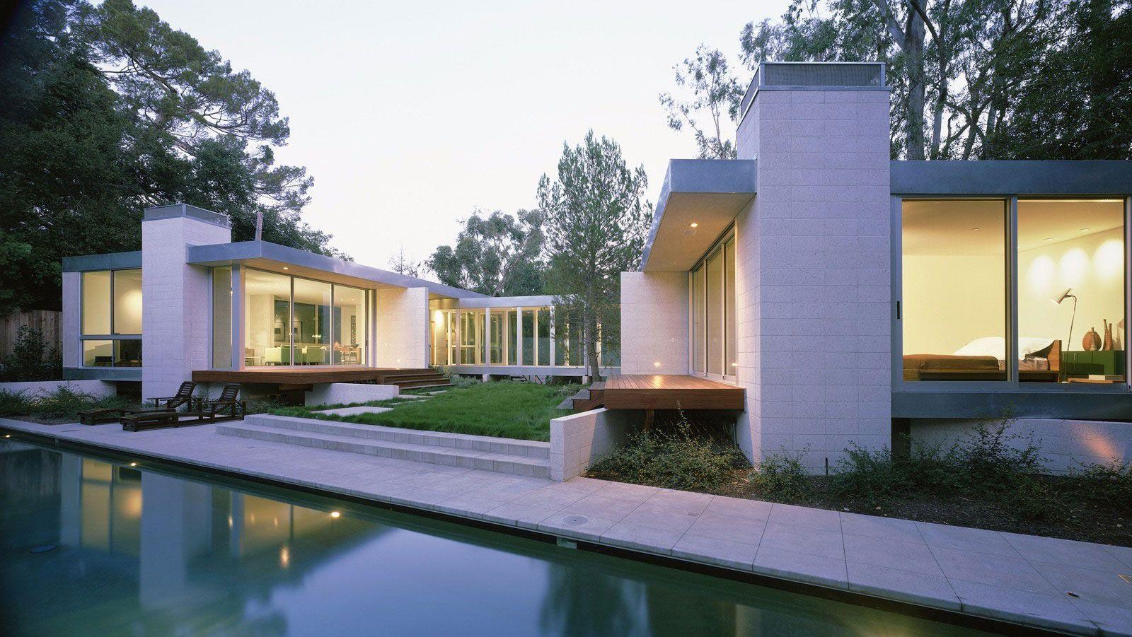 Ward Residence By Marmol Radziner Caandesign