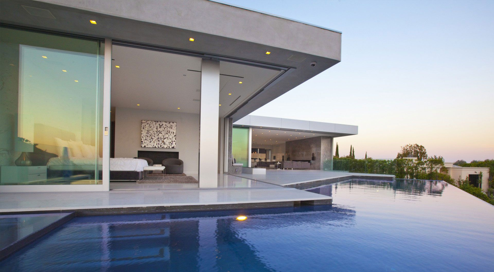 West Hollywood Modern Tanager Residence-02