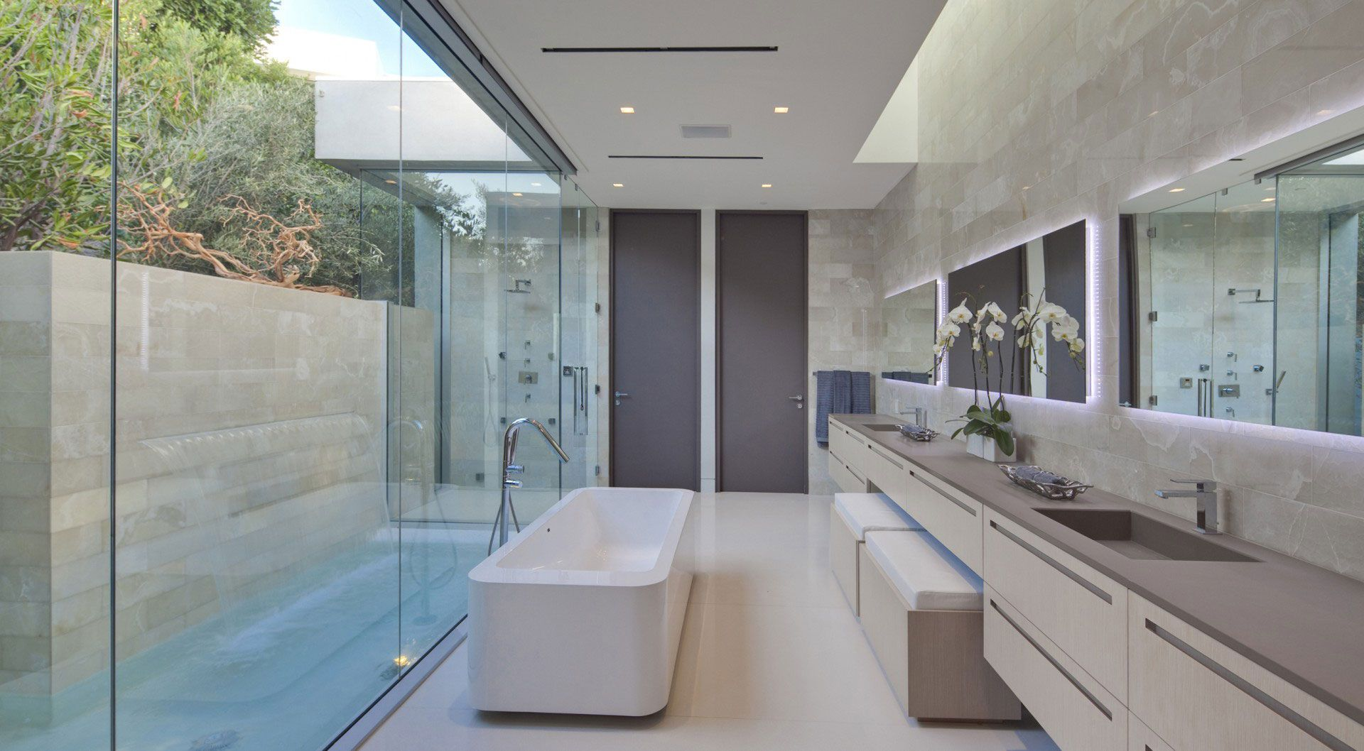 West Hollywood Modern Tanager Residence-05