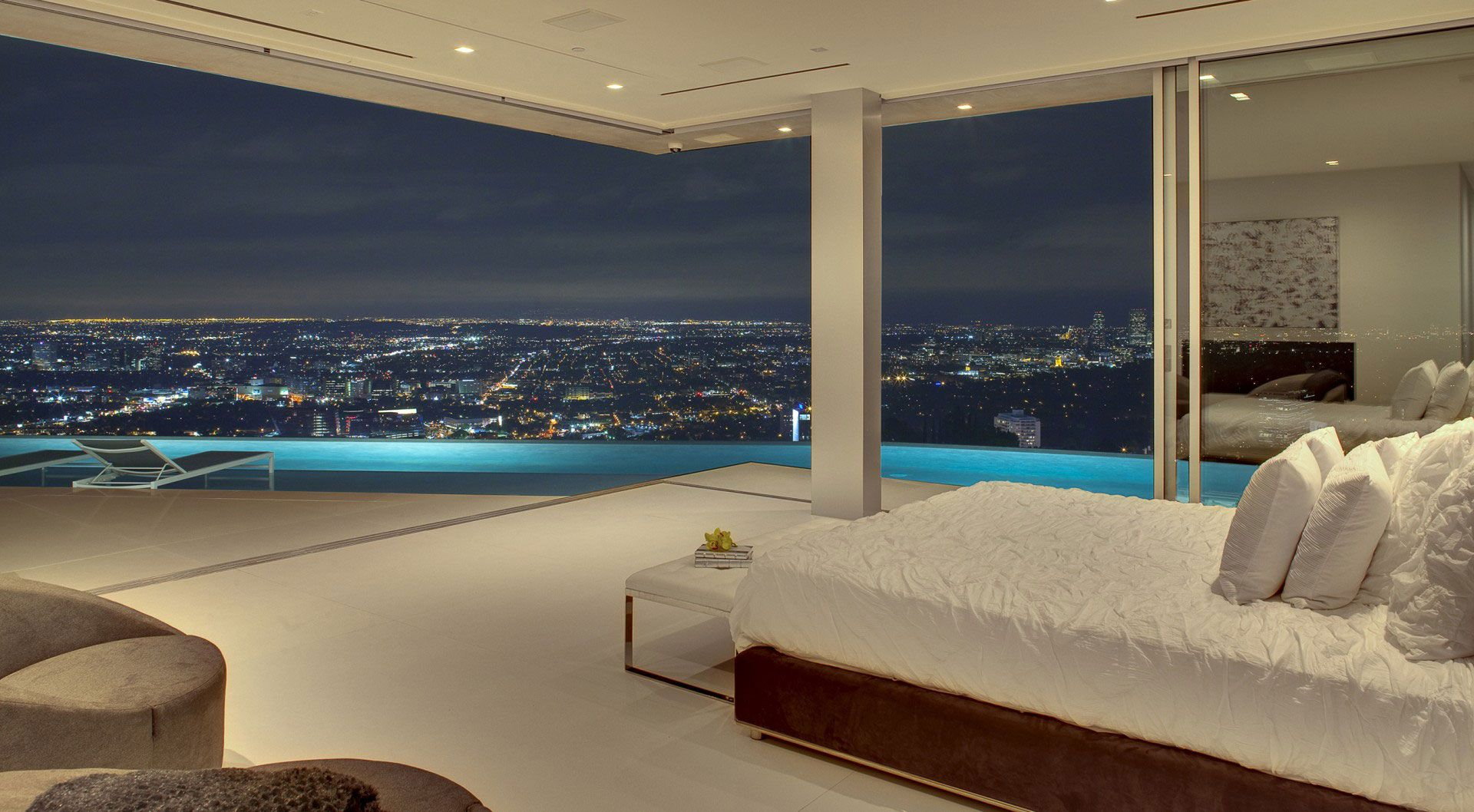 West Hollywood Modern Tanager Residence-07
