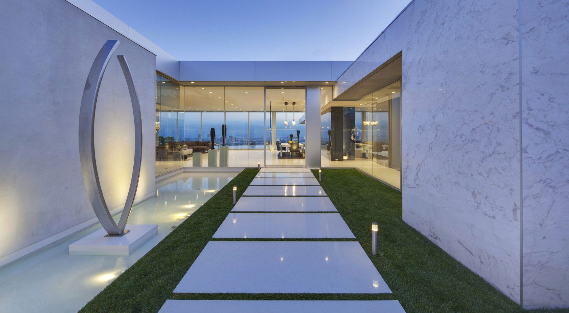 West Hollywood Modern Tanager Residence-12