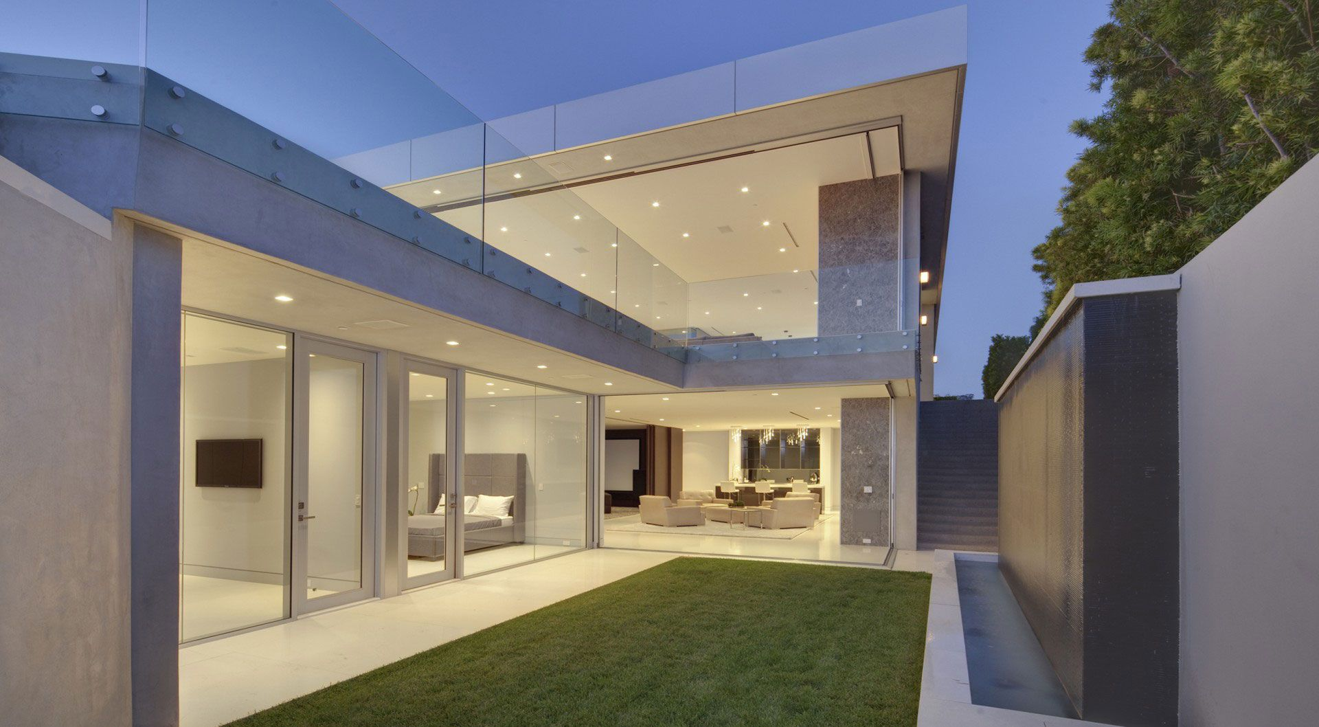 West Hollywood Modern Tanager Residence-13