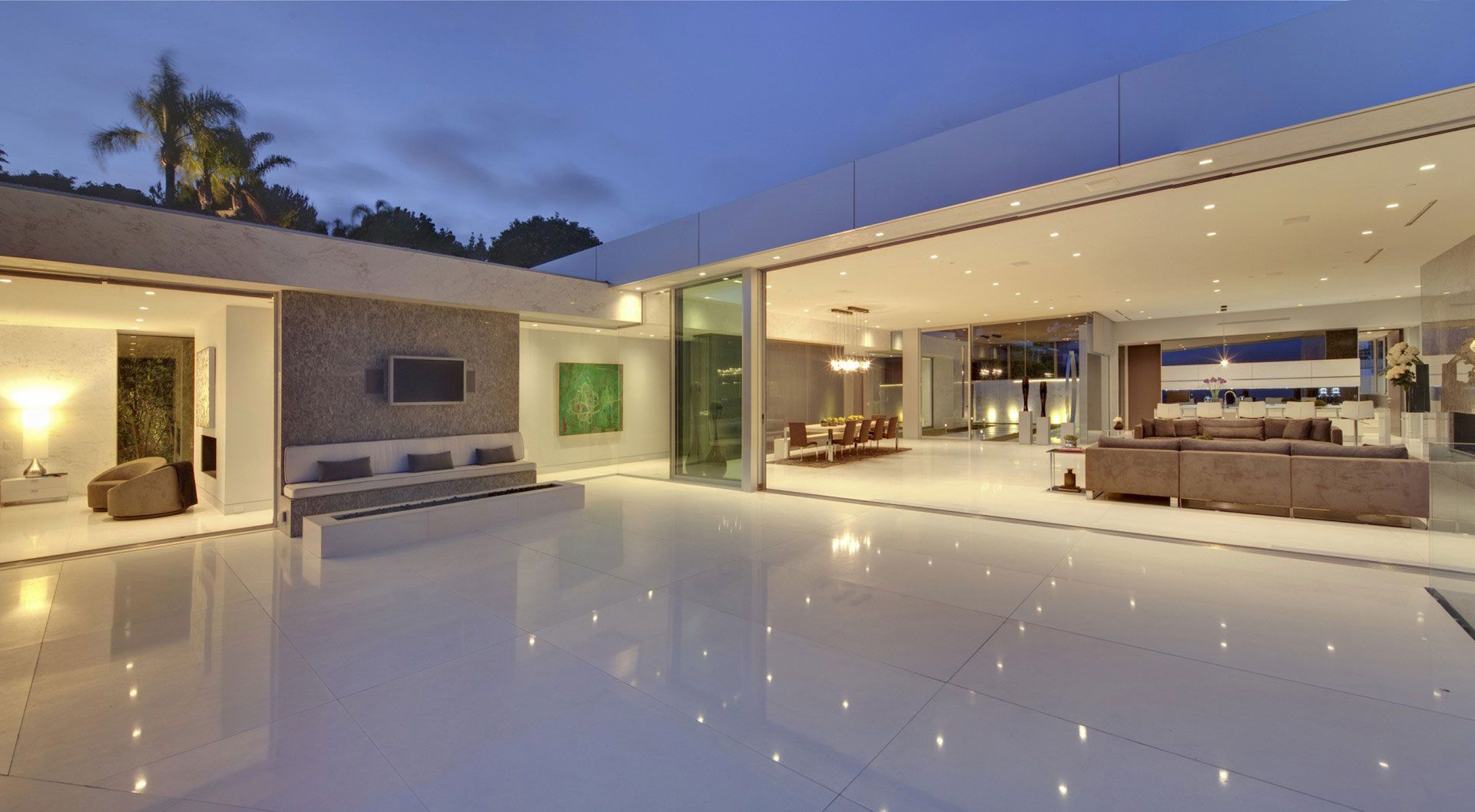 West Hollywood Modern Tanager Residence-14