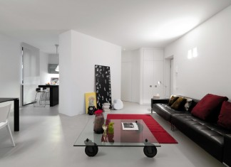 Apartment D.S. by Antonio Perrone