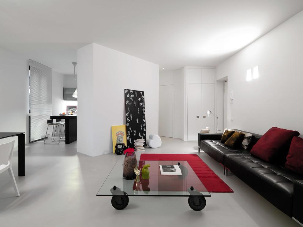 Apartment D.S. by Antonio Perrone