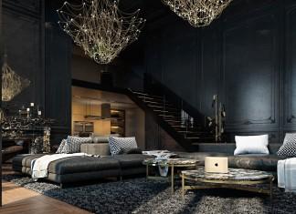 Contemporary Apartment in Paris by Iryna Dzhemesiuk & Vitaliy Yurov