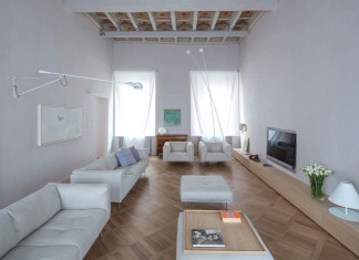 Apartment in Piacenza by Studio Blesi Subitoni