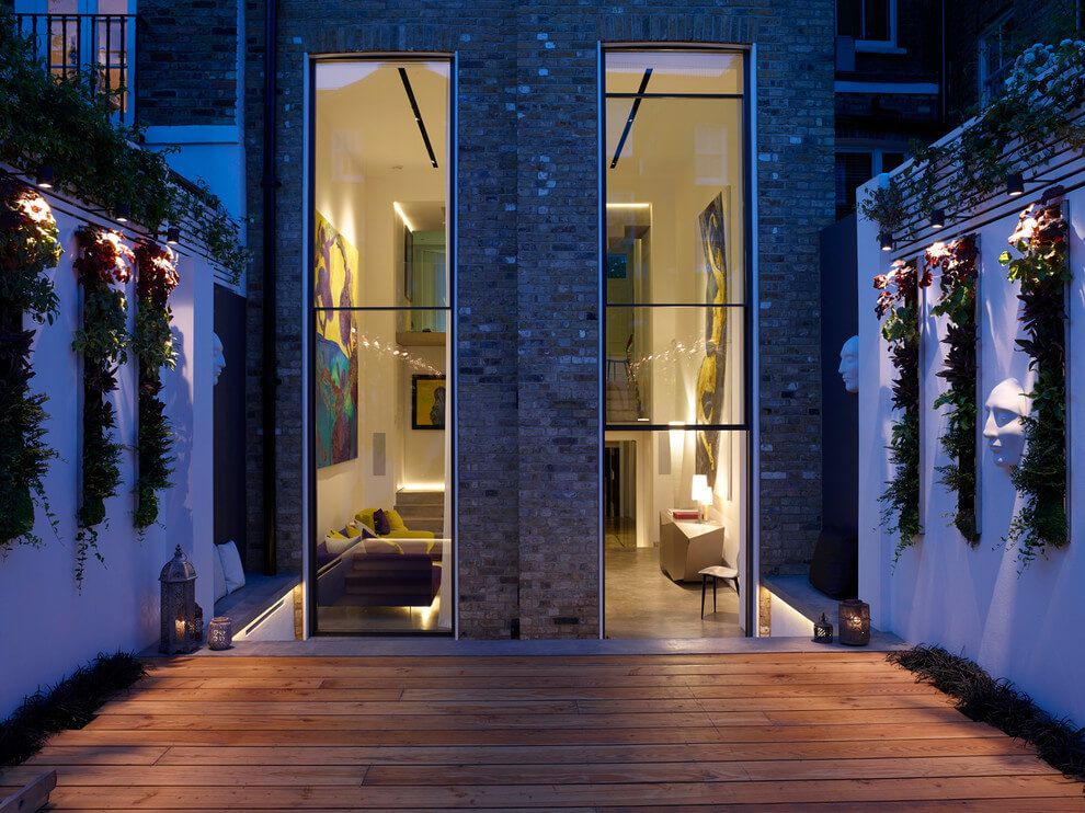 Chelsea House by Stephen Fletcher Architects