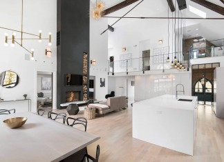 Church Conversion by Linc Thelen Design
