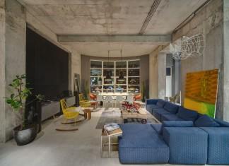 Dizaap Office by Sergey Makhno