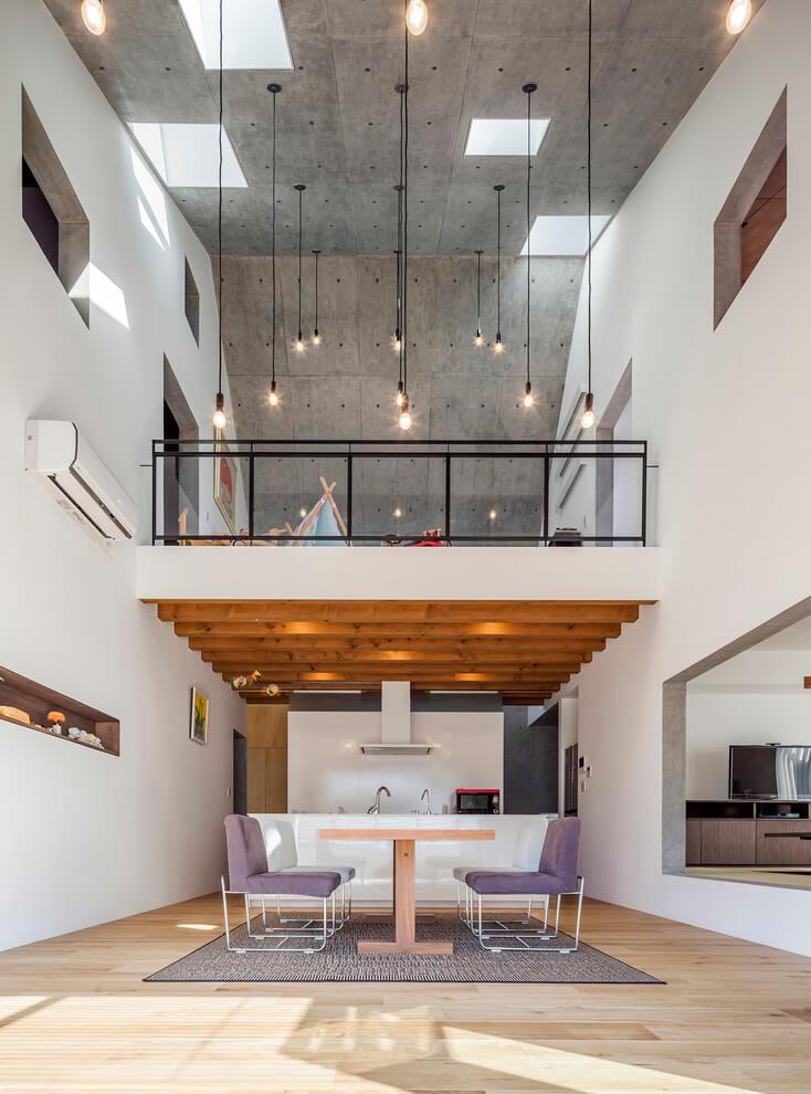 Futuristic House By Zoya Design Office Caandesign