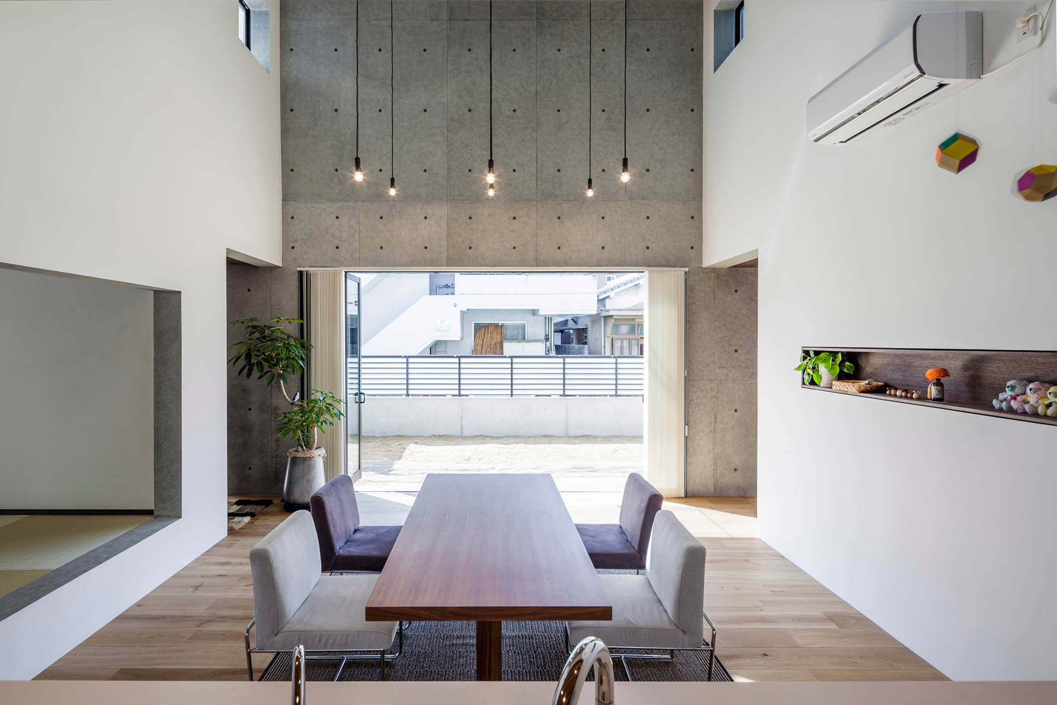 Futuristic house by zoya design office caandesign for Office design japan