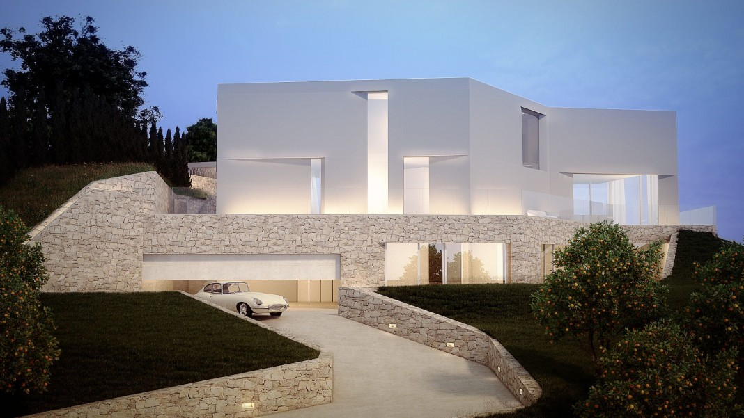 Cala ambolo house by ramon esteve estudio caandesign - Ramon esteve estudio ...
