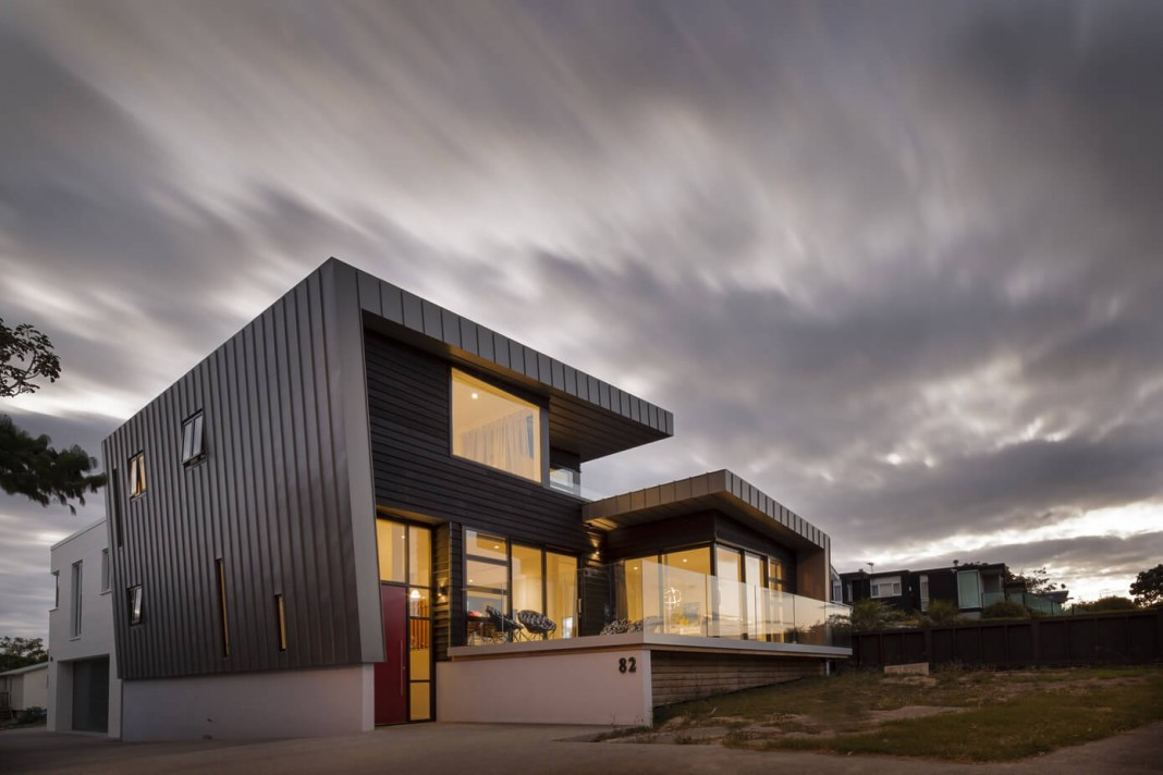McLaren House by ArcHaus Architects