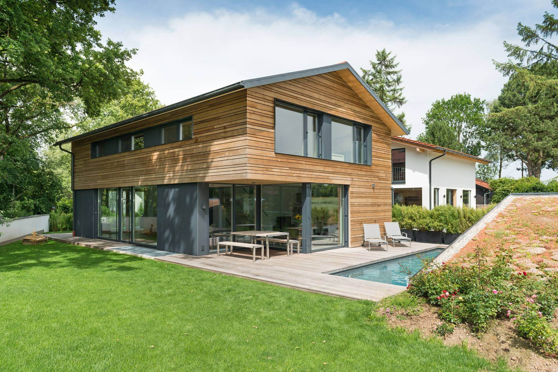 modern house by despang schlüpmann architekten caandesign