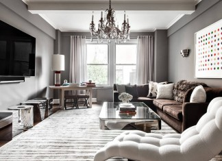 Park Avenue Modern by Colleen Lonergan Studio