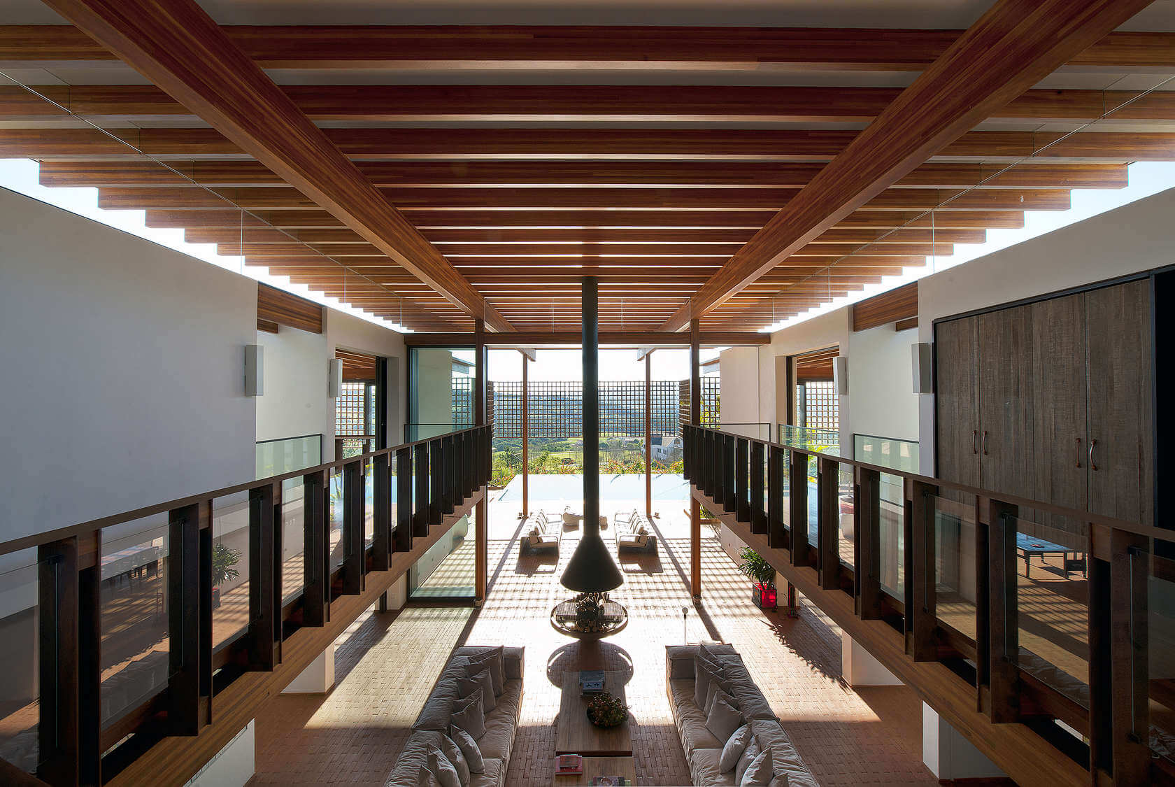 Quinta da baroneza by candida tabet arquitetura - Residence secondaire candida tabet architecture ...