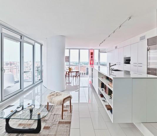 Redeveloper Apartment by Kariouk Associates