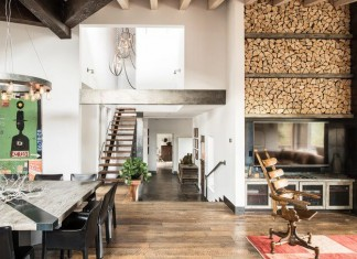Tahoe Retreat by Antonio Martins Interior Design