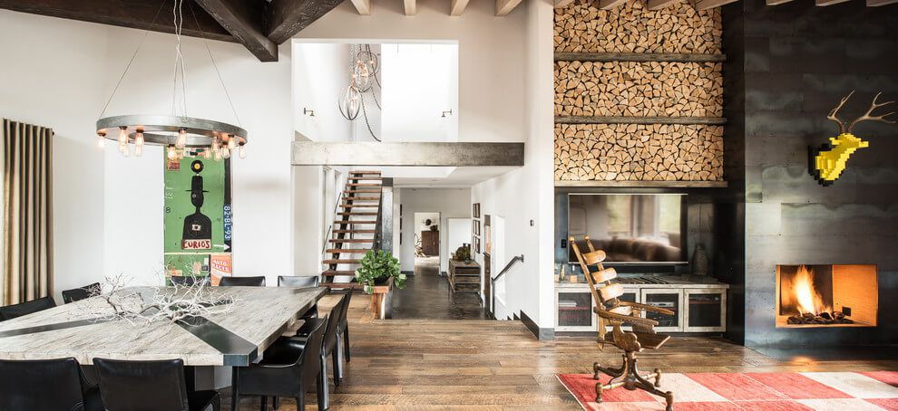 Tahoe Retreat By Antonio Martins Interior Design Caandesign Architecture And Home Design Blog