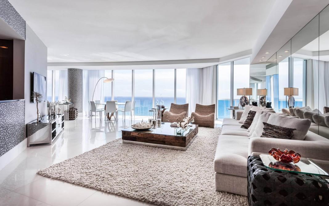 Luxury Trump Apartment by Regina Claudia Galletti
