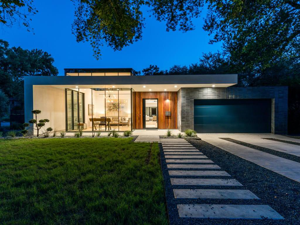 3601 bridle path home in austin texas by acero