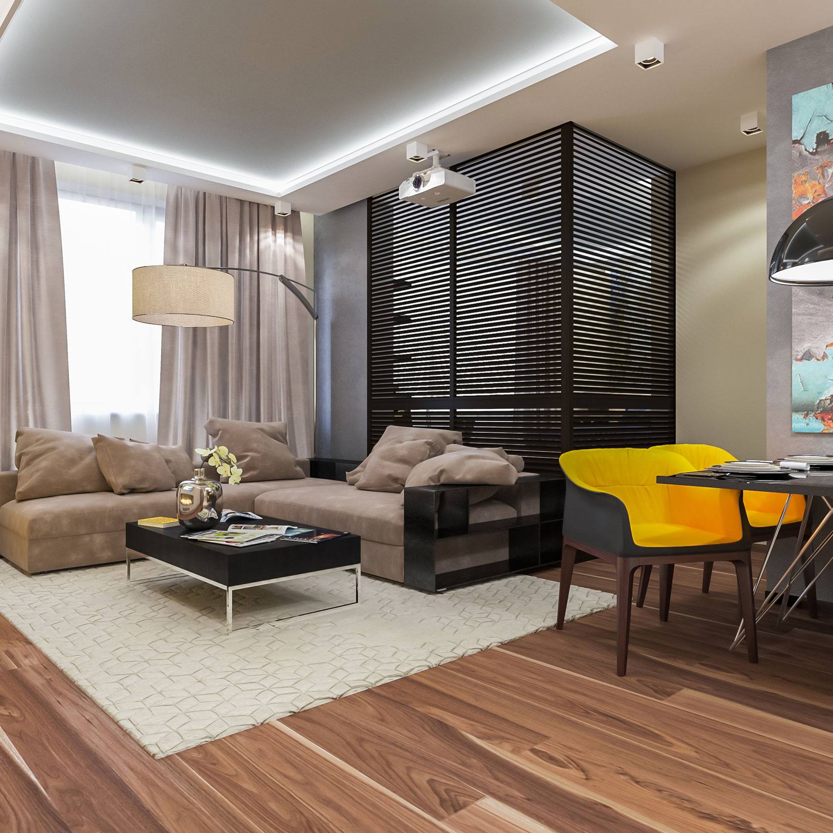 Apartment in Moscow by Interierium-02