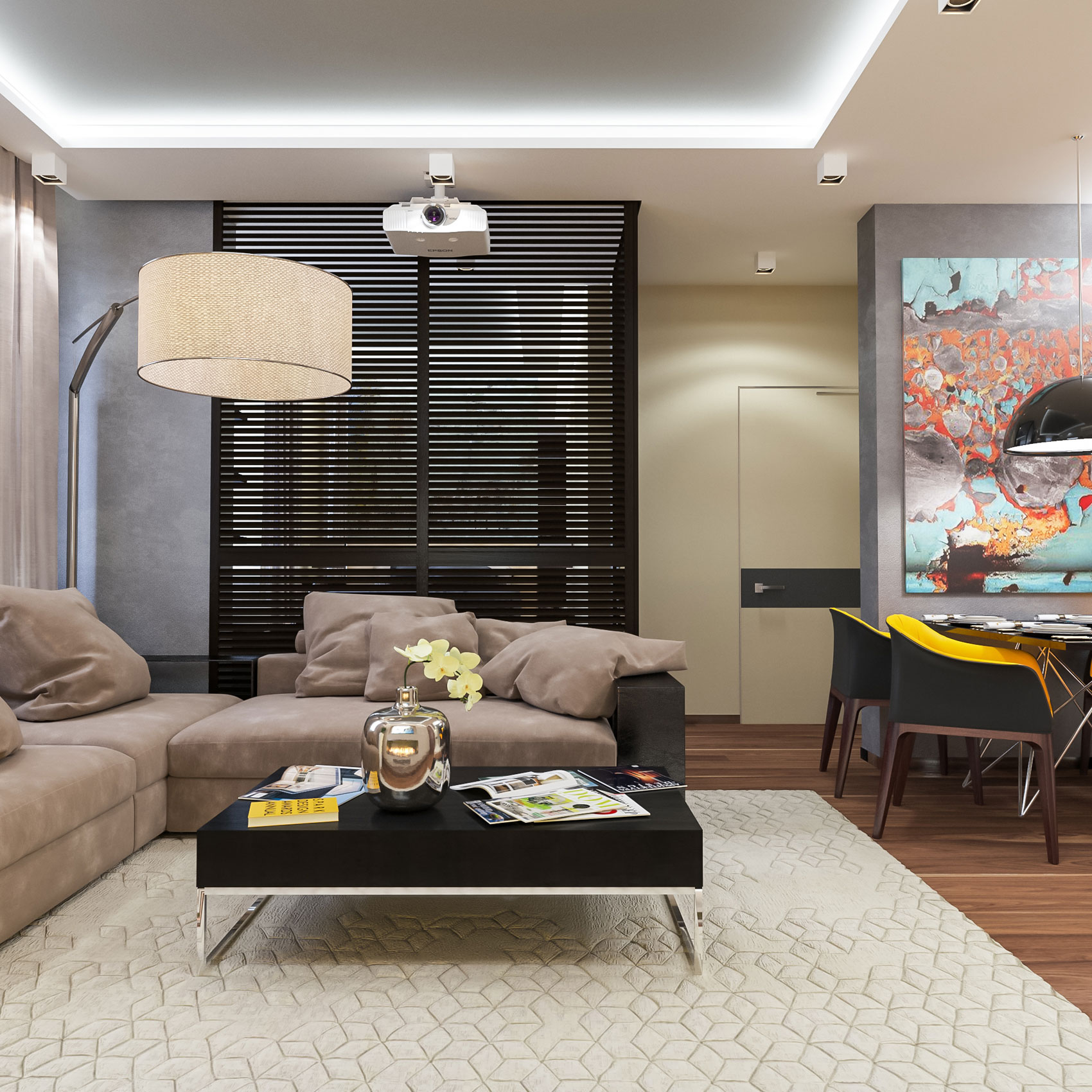 Apartment in Moscow by Interierium-03